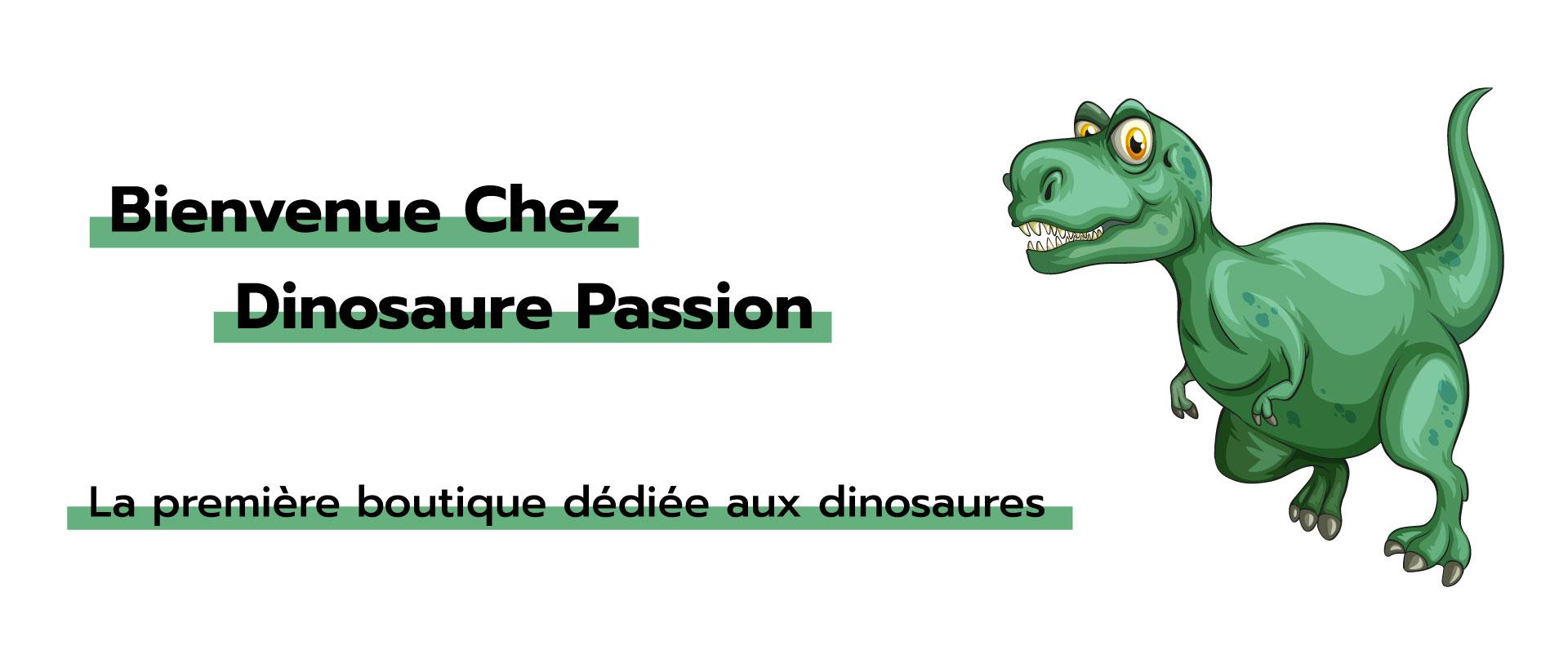 Slider passion dinosaure