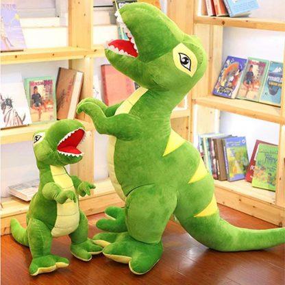 peluche dinosaure géante