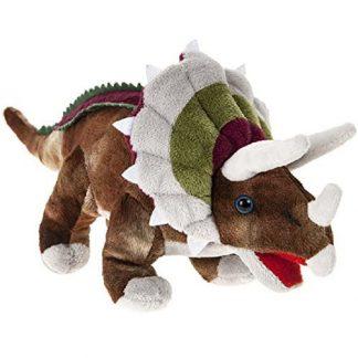 peluche dinosaure triceratops