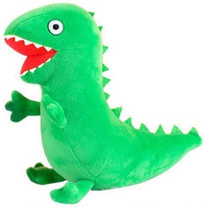 peppa pig dinosaure peluche