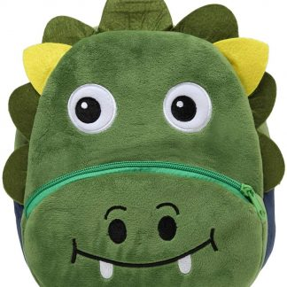 Cartable Dinosaure Vert pour Bébé - Kasgo