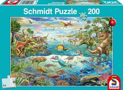 Puzzle 200 pièces - Schmidt Spiele