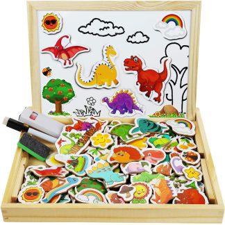 Puzzle en bois 118 pièces - Cooljoy