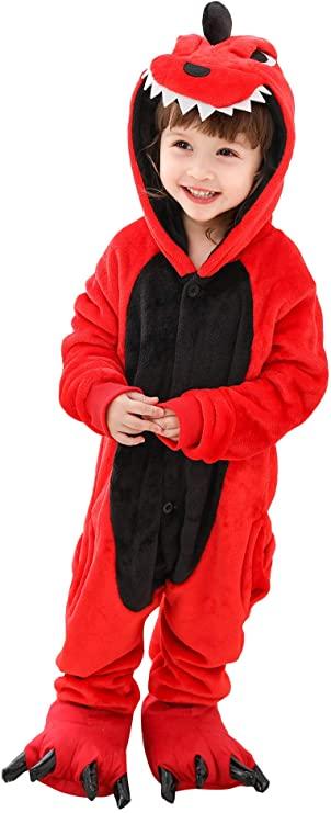 Pyjama Combinaison Enfant Dinosaure - EOZY