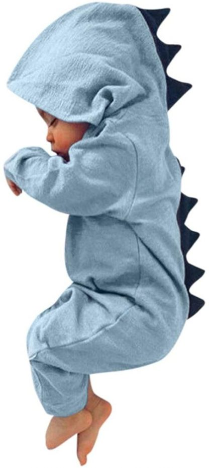 Pyjama Combinaison bébé Dinosaure - IMJONO