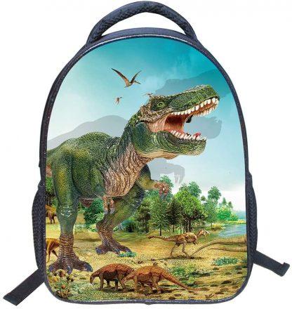 Sac à Dos Dinosaure Préscolaire - IvyH