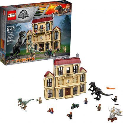 Lego Jurassic World La fureur de Indoraptor à Lockwood Estate